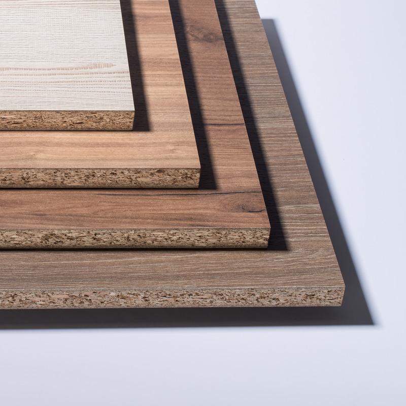 Dřevotřískové desky laminované
